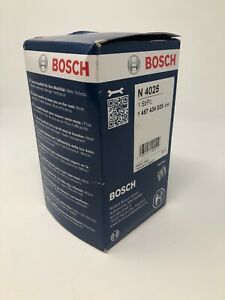 BOSCH Fuel Filter 1457434025 - Single