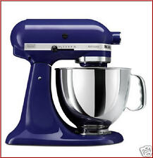 KitchenAid ARTISAN 5 QT Stand Mixer 325 Watts 10 Speeds +Attachment Cobalt BLUE