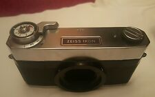 RARE Zeiss Ikon - Contarex 35mm Microscope Camera with extras