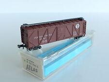 ATLAS / RIVAROSSI WAGON AMERICAIN BOX DE LA PENNSYLVANIA REF 2381 ECHELLE N