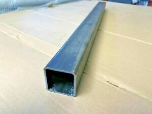 50mm x 50mm x 3mm Mild Steel Box Section off cut 750mm  *FREE NEXT DAY DELIVERY*