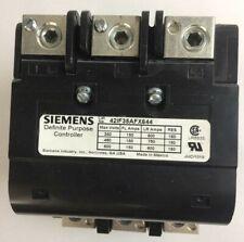 SIEMENS 42IF35AFX644 DEFINITE PURPOSE CONTROLLER 600V 150 FL AMPS 600 LR AMPS