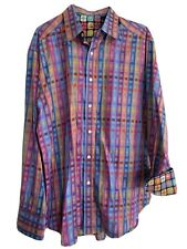 Robert Graham Men's Shirt Size Large