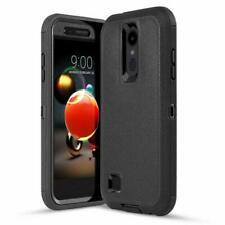 For LG Aristo 2 3 / Rebel 4 / Phoenix 4 Hybrid Armor Shockproof Case Phone Cover