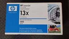 Genuine HP 13x High Yield Black Laser Toner Cartridge Q2613X for LaserJet 1300