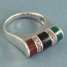 No Theme Ring Vintage Costume Jewellery (1980s)