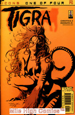 TIGRA (2002 Series) #1 Very Fine Comics Book