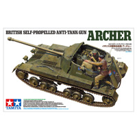 Tamiya 35356 British Self-Propelled Anti-Tank Gun Archer 1/35