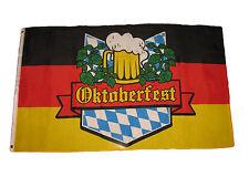 3x5 German Bavarian Oktoberfest Octoberfest Beer Festival Flag 3'x5' Banner 100D