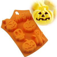 decorazioni decorazioni di halloween pasta torta di stampo muffa di silicone