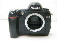 Nikon D70 6.1MP Digital Single-lens Reflex SLR Camera (Body Only)