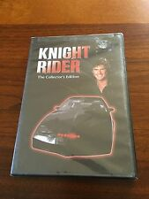 Knight Rider DVD Collector's Edition NEW - Chariot of Gold/Nobody Does It Better