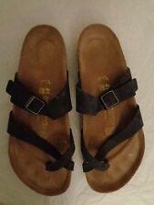 BIRKENSTOCK double strap buckle sandals women's size EU 41 US 10 Germany