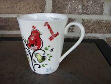 Lenox China 12 Days of Christmas Mug one Mug Days 1, 2 and 3 REPLACEMENT Cup/Mug