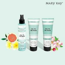 "Mary Kay ""Believe + Wonder Sail to the Moon"" 3pc Set: Mist, Shower Gel & Lotion"