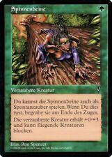 """Magic The Gathering (MtG) Karte """"Spinnenbeine"""" deutsch neuwertig"""