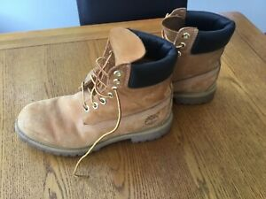 Mens Timberland boots size 7.5