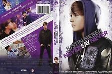 Justin Bieber - DVD - Never Say Never - 2010 - NEU & OVP !