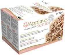 - Applaws Multipack Tin for Senior Cat 6 X 70 Grams 5060333437138