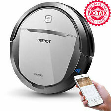 Robotic Vacuum Cleaner With Mop And Water Tank, For Hard Floor, Low-pile Carpet