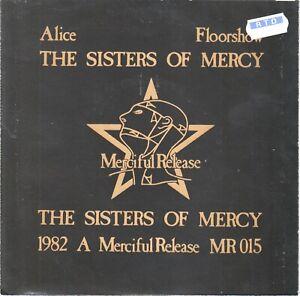 "The Sisters of Mercy  7""  Vinyl Single   ALICE   ©  1982   MR015"