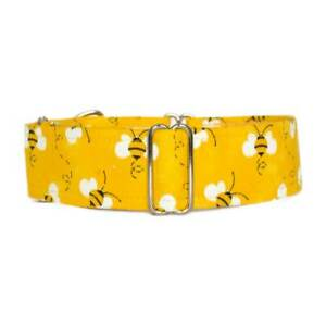 Noddy & Sweets Martingale Collar [Bumble Bees]