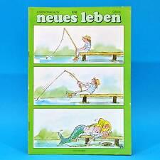 DDR nuova vita 8/1988 Sting Sigmund Jähn berluc Meryl Streep Rick Astley S