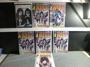 KISS Comic Book Lot  Dark Horse Comics