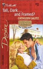 Tall, Dark...and Framed? (Texas Cattleman's Club: The Last Bachelor)-ExLibrary