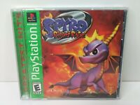 Spyro: Ripto's Rage! (Sony PlayStation PS1, 1999)  Cleaned & Tested