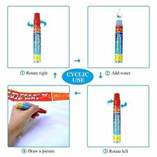 Aquadraw Doodle Water Pens Replacement for Tomy Mats 3 pens UK Stock