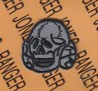 "Внешний вид - Skull death head 1.25"" beret flash patch"