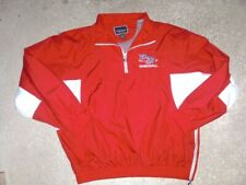 Minor League PALM BEACH CARDINALS Team Issued pullover lightweight Jacket XL