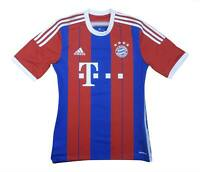 Bayern Munich 2014-15 Authentic Home Shirt (Excellent) S Soccer Jersey