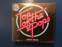 TOP OF.THE. POPS.     1975. -  1979.                THREE  COMPACT DISC. BOXSET