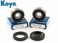 Honda TLR Reflex 200 1986 - 1987 Genuine Koyo Front Wheel Bearing & Seal Kit