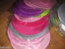 LOT of 100 Foldable Fan w/ pouch asstd colors P8 each great giveaways