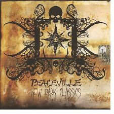 PEACEVILLE NEW DARK CLASSICS 10 Tracks SAMPLER CD PROMO