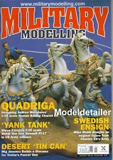 Military Modelling Magazine V33 N1 Andrea Roman Racing Chariot Renault FT-17
