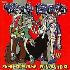 THE TRASH BRATS American Disaster CD OOP Detroit Glam Punk New York Dolls