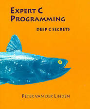 Expert C Programming by Peter van der Linden (Paperback, 1994)