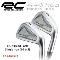 HEAD ONLY ROYAL COLLECTION GOLF JAPAN SG-10 TOUR FORGED SINGLE IRON #4or5 2021c