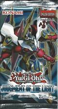 Yugioh Judgment of the Light Booster Pack 1st Edition Sealed Fast Shipping!