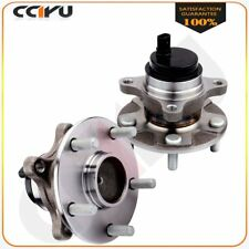 Pair Front Wheel Hub & Bearing Fits Lexus Gs350 Gs430 Gs460 Is250 RWD W/ ABS
