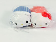HELLO KITTY & DEAR DANIEL Mamepuchi Plush Set FRIENDSHIP Sanrio Loot Crate