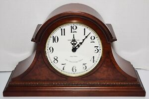 Repair Howard Miller Fleetwood Dual Chime 70th Anniv Edition Mantel Clock Walnut