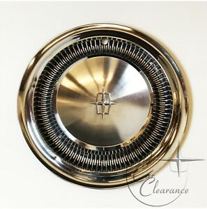 1966 Lincoln Continental Wheelcover (Hub Cap) (C6VY1130A)