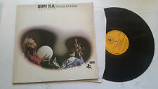 SUN RA and his ARKESTRA Pictures of Infinity BLACK LION LP '71 rare uk blp30103!