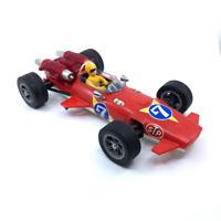RARE VINTAGE 1960's/70's THUNDER JET RACER CAR F1 HONDA YONEZAWA JAPAN VIDEO NR!