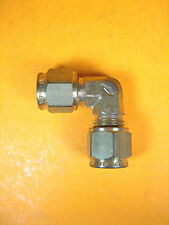 """Imperial -  1/4"""" Tube -  Brass Union Elbow"""